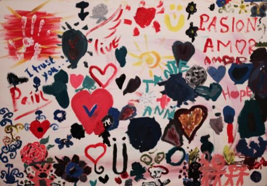 Painting Love, Haugesund, Norway